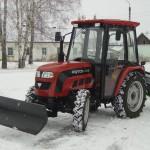 Колесный трактор FOTON FT 404